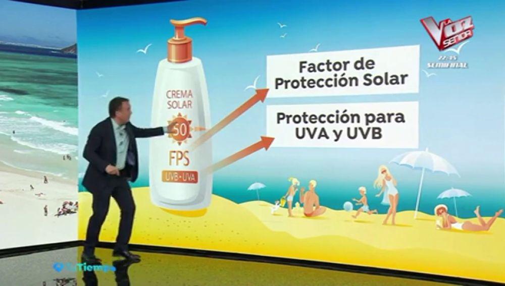 Protégete de los efectos dañinos del sol con los consejos de Roberto Brasero