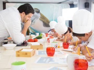Xanty Elías, único chef español nominado al Basque Culinary World Price 2019