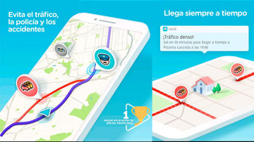 Waze busca soluciones a los problemas de tráfico medio a una gran comunidad de usuarios