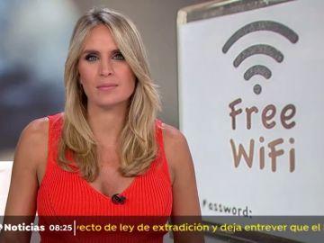 Cuidado al conectarte a una red wifi gratuita