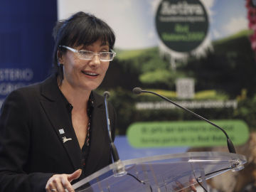 Asunción Ruiz, directora ejecutiva de Seo/BirdLife,