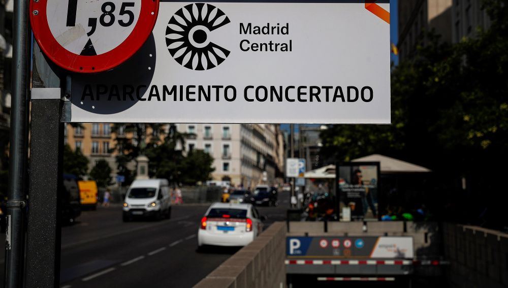Madrid Central alegaciones