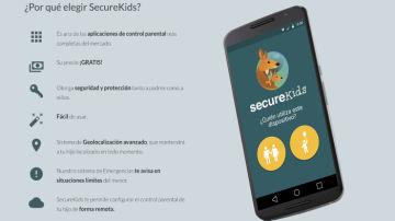 SecureKids cuenta con múltiples funcionalidades para proteger a tu hijo en su experiencia digital.