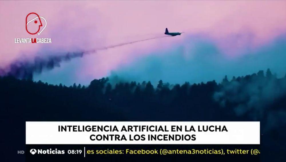 La inteligencia artificial permitirá prevenir y combatir incendios