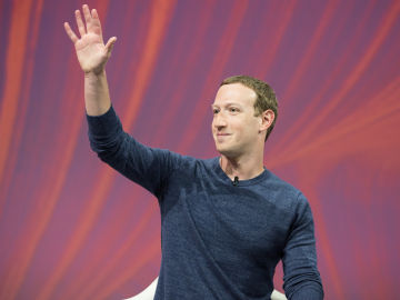 El CEO de Facebook, Mark Zucerberg