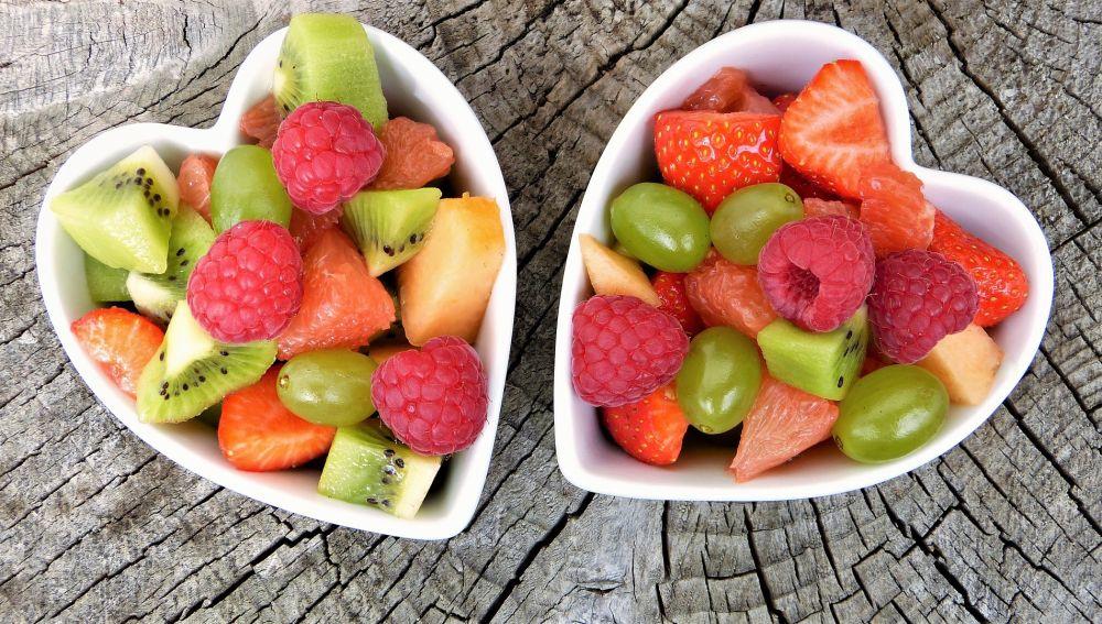Tomar más fruta y verdura mejoraraá nuestra salud