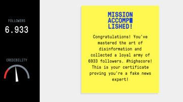 ¡Misión completada! Hemos terminado la prueba con casi 7.000 seguidores