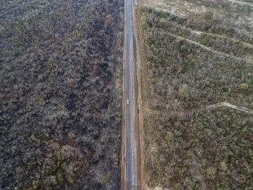 incendios de Brasil de este año se han producido en la Amazonia