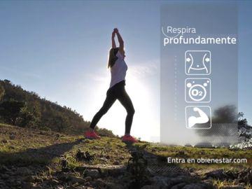 Ejercita tu respiración para mejorar tu salud física y mental