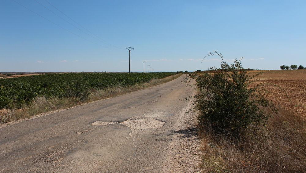Estado carretera BU-V-9232