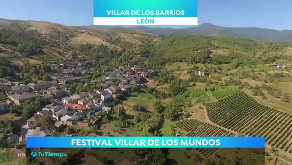 Disfruta del Festival 'Villar de los Mundos'