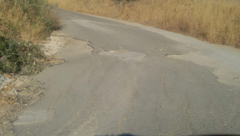 Carretera intransitable