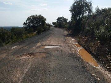 Carretera se-538 Sevilla