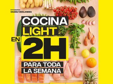 'Cocina light en 2H para toda la semana'