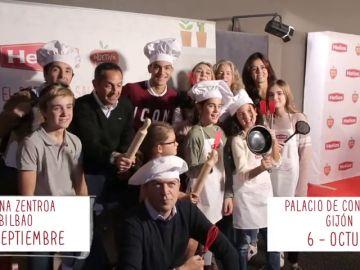 Apúntate a las Jornadas Desayuno Saludable que celebramos en Bilbao y Gijón