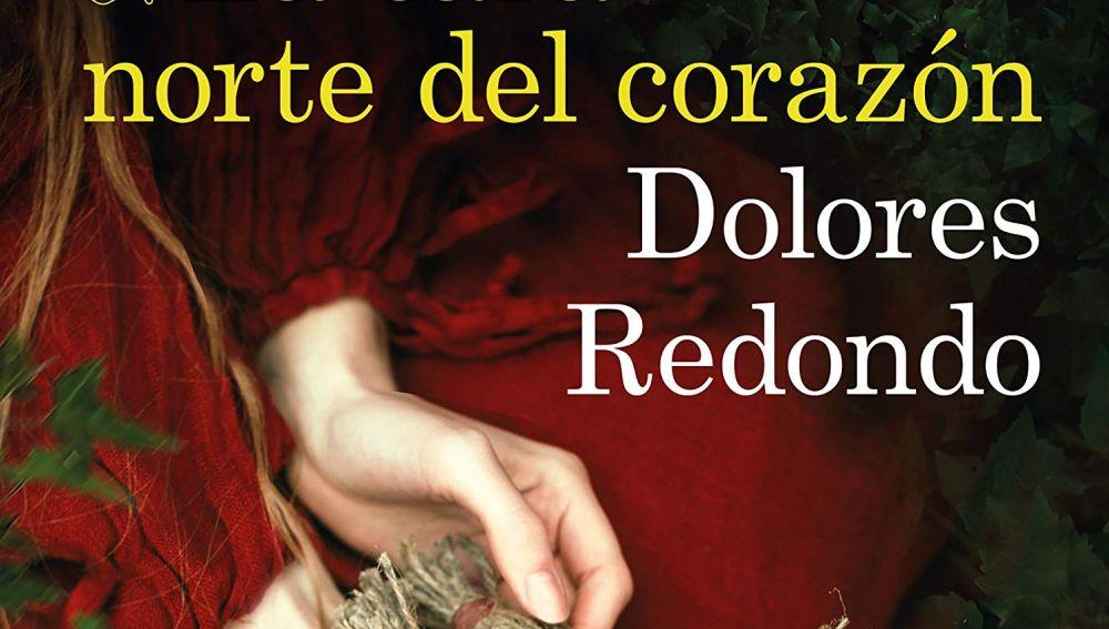 Portada de 'La cara norte del corazón', la nueva novela de Dolores Redondo