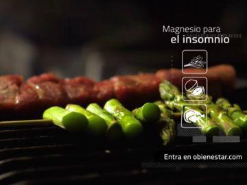 Añade magnesio a tu dieta para combatir el insomnio