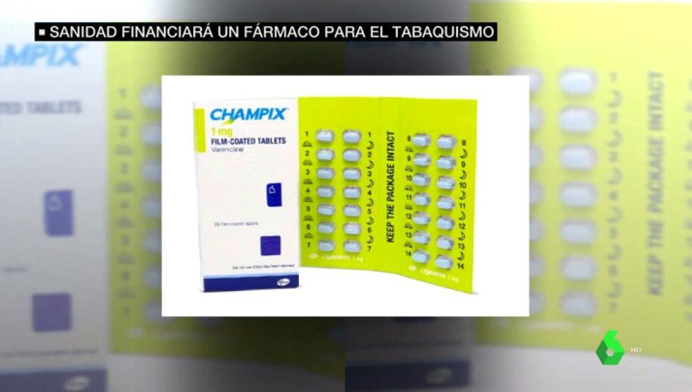 Cómo funciona la Vareniclina y qué efectos secundarios tiene este fármaco para dejar de fumar