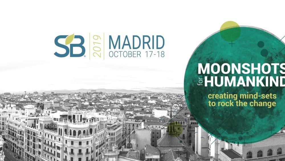 El 17 y 18 de octubre se celebra Sustainable Brands Madrid 2019