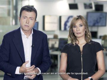 """Manu Sánchez y Rocío Martínez: """"La educación es imprescindible para erradicar la violencia de género entre los jóvenes"""""""
