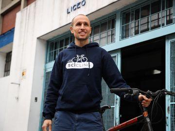 Alejandro Marín, creador de Scicling