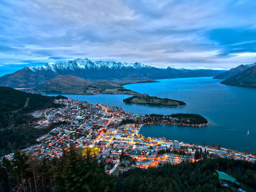 5. Nueva Zelanda