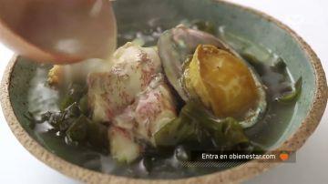 Prueba introducir las algas en tu alimentación