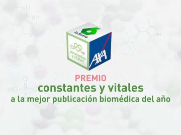 Premio Mejor publicación biomédica del año portada