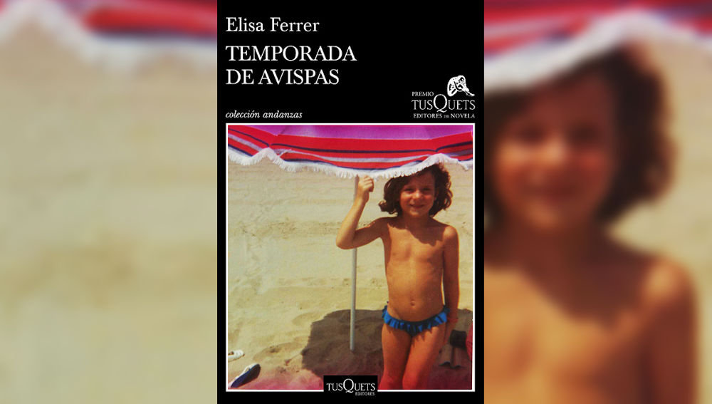 Temporada de avispas de Elisa Ferrer