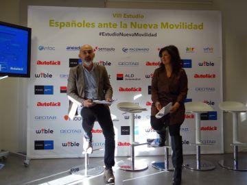 VIII Estudio Españoles ante la Nueva Movilidad