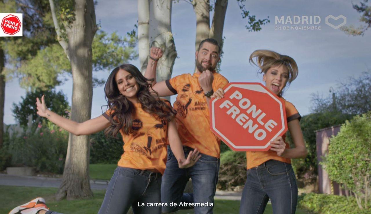 Carrera Ponle Freno Madrid