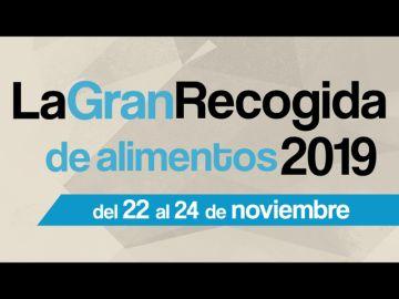 GRAN RECOGIDA DE ALIMENTOS 2019