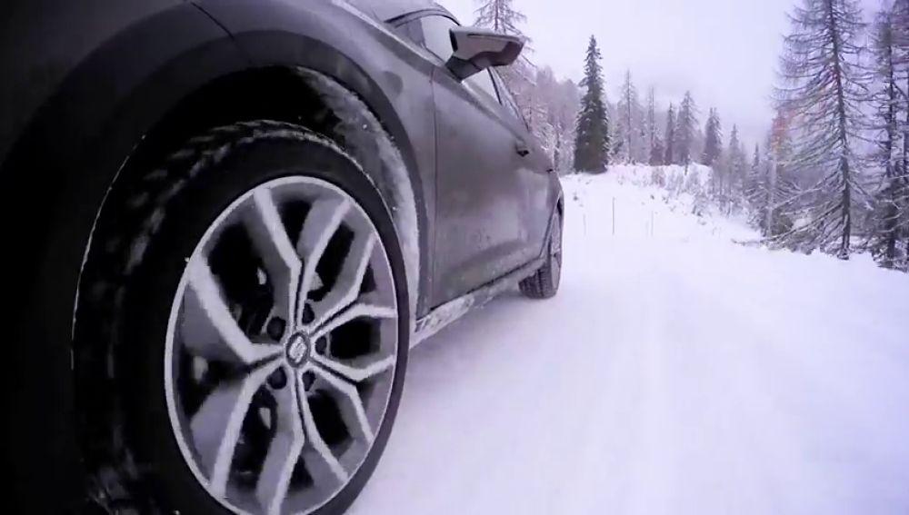 Conduce seguro con Ponle Freno: consejos para circular correctamente con neumáticos de invierno