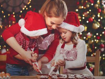Cuida la alimentación de tus hijos en Navidad