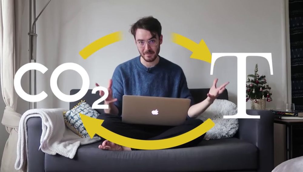 Científico youtuber