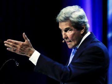 John Kerry, expresidente de Estados Unidos