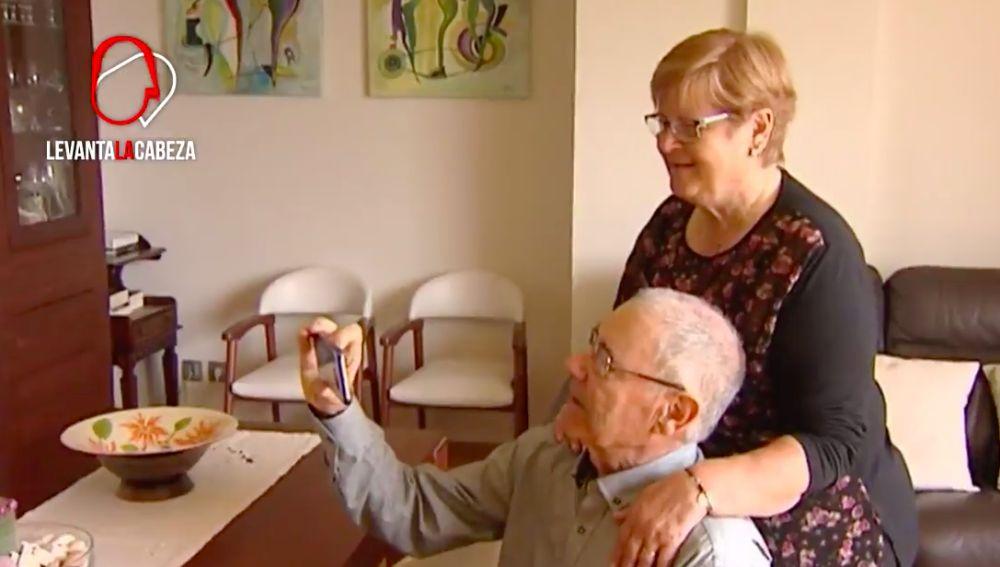 Los mayores se hacen con la tecnología