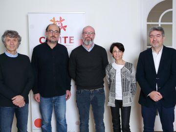 Promotores investigadores de EBT