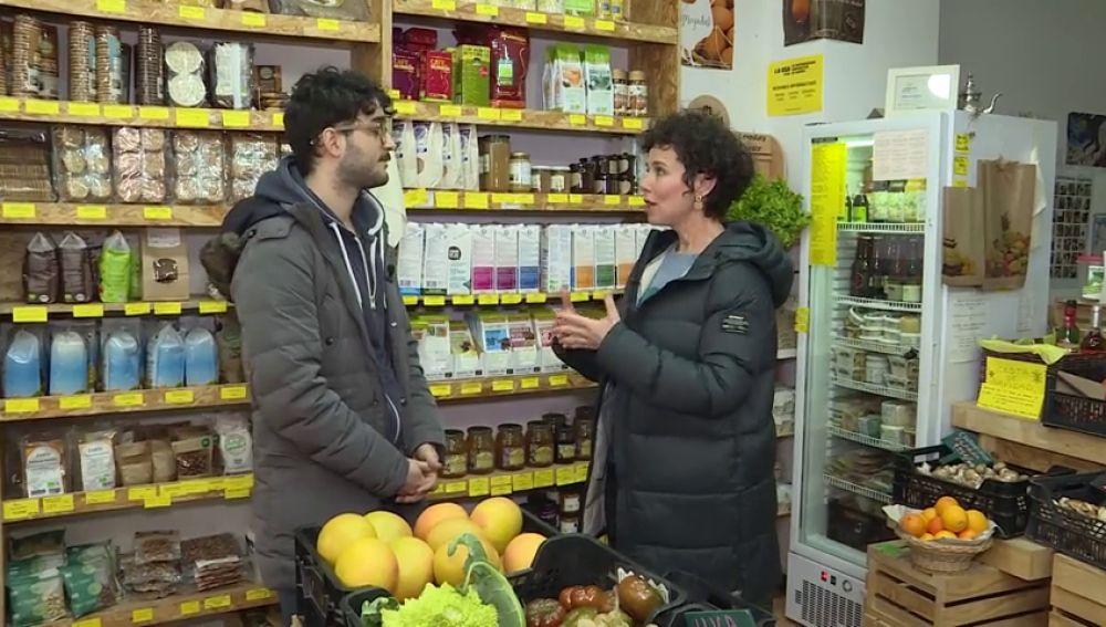 El supermercado La osa coop