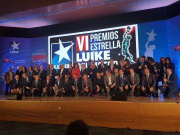Premios Estrella Luike del Motor