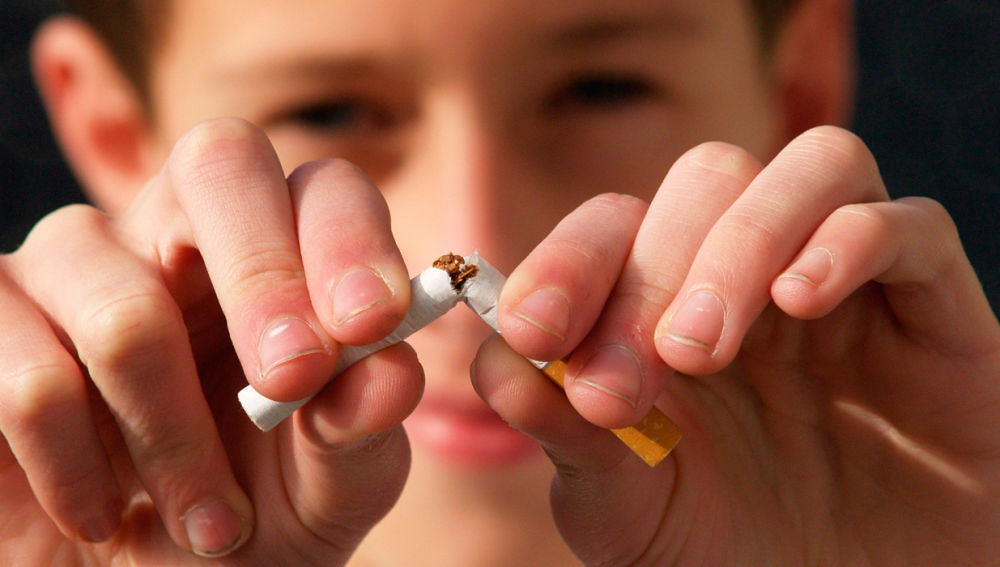Dejar de fumar tabaco