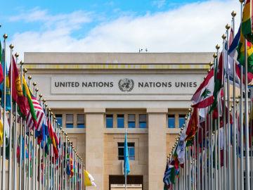 Los servidores de la ONU en Ginebra están entre los afectados.