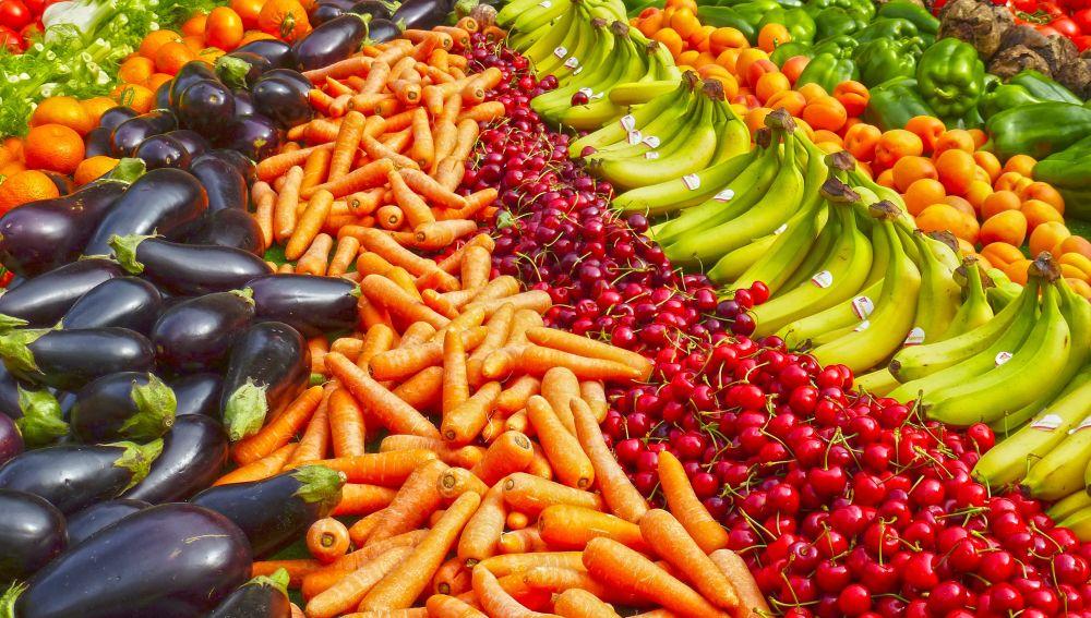El consumo de frutas y verduras ha aumentado en Europa