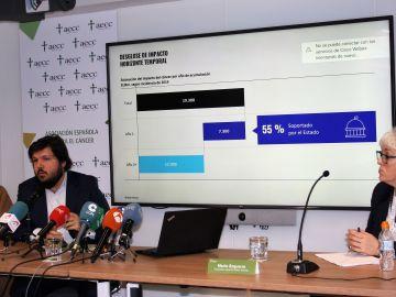 """La Asociación Española Contra el Cáncer y Oliver Wyman presentan el informe del """"El impacto económico y social del cáncer en España"""""""