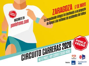 Carrera Ponle Freno Zaragoza