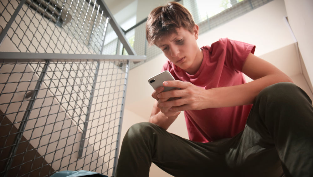 Unicef recomienda a los padres acompañar a los menores en su aprendizaje de Internet.