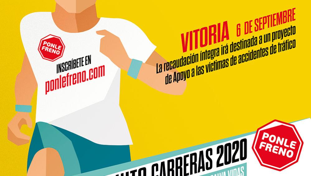 Carrera Ponle Freno Vitoria 2020