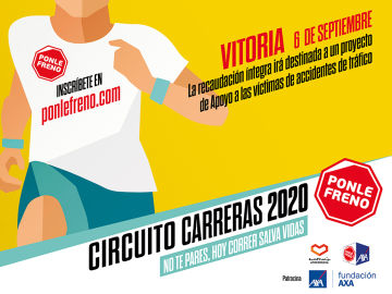Carrera Ponle Freno Vitoria 2020