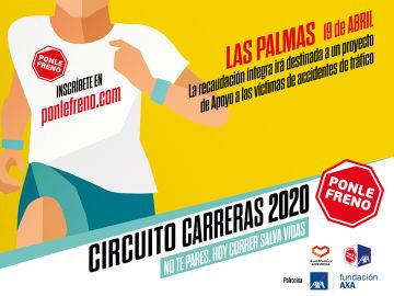 Carrera Ponle Freno Las Palmas 2020