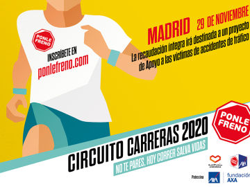 Carrera Ponle Freno Madrid 2020